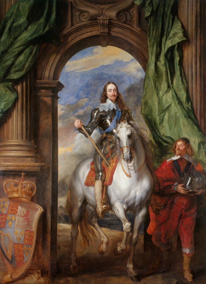 Anthony_van_Dyck_-_Charles_I_(1600-49)_with_M._de_St_Antoine_-_Google_Art_Project